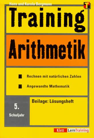 Training, Arithmetik, 5. Schuljahr