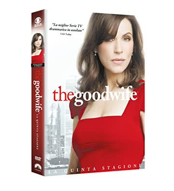 The Good Wife - Stagione 05 [6 DVDs] [IT Import]