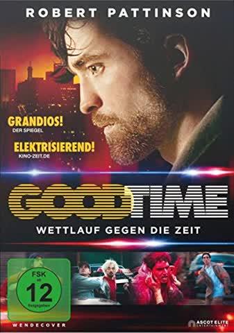 GOOD TIME - MOVIE [DVD] [2017]