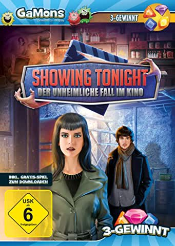 GaMons - Showing Tonight (PC)