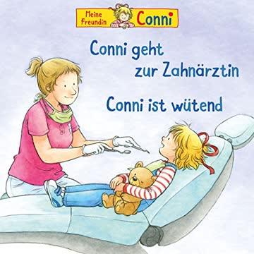 Meine Freundin Conni (54): Conni geht zur Zahnärztin / Conni ist Wütend