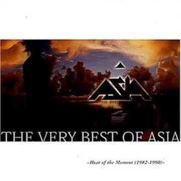 Asia - The Very Best of Asia - Heat of the Moment (1982-1990)