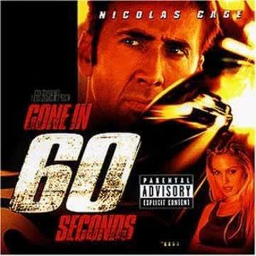 Various - Nur noch 60 Sekunden (Gone In 60 Seconds)