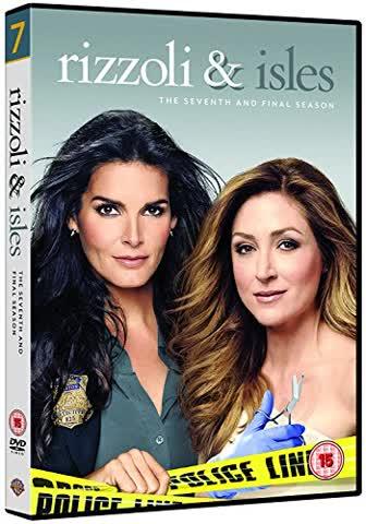 Rizzoli & Isles - Season 7