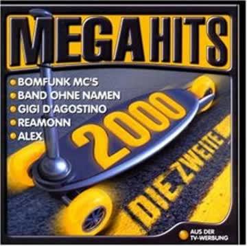 Various - Mega Hits 2000-Die Zweite