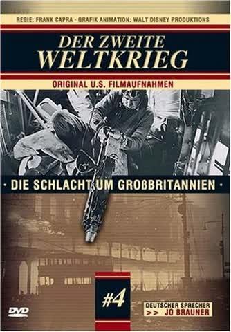 Jo Brauner's - Der zweite Weltkrieg, Folge 4: Krieg um Großbritannien