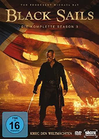 Black Sails - Die komplette Season 3 [4 DVDs]