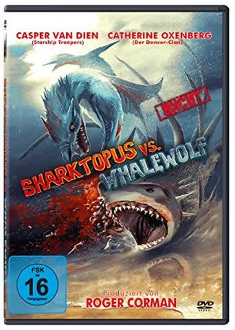 Sharktopus vs Whalewolf - uncut Edition