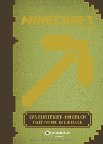 Minecraft, Das Einsteiger-Handbuch: Aller Anfang ist ein Block