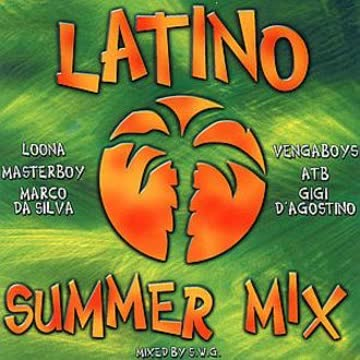 Various - Latino Summer Mix