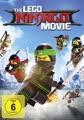 The LEGO Ninjago Movie [DVD]