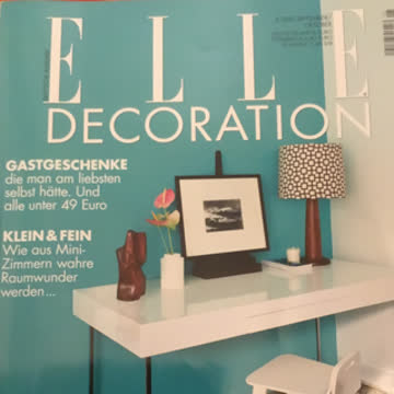 ELLE Decoration 2012