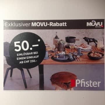 Möbel Pfister Chf 50 Gutschein Günstig Gebraucht Kaufen Bei Exsilach