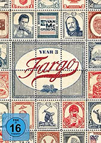 Fargo - Season 3 [3 DVDs]