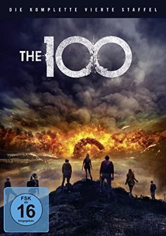 The 100: Die komplette 4. Staffel [DVD]