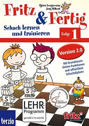 Fritz & Fertig! Folge 1: Schach lernen und trainieren V.2.0