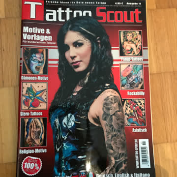 Tattoo Scout Ausgabe 11