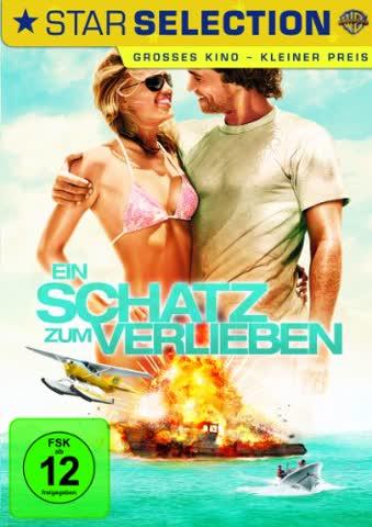 DVD EIN SCHATZ ZUM VERLIEBEN