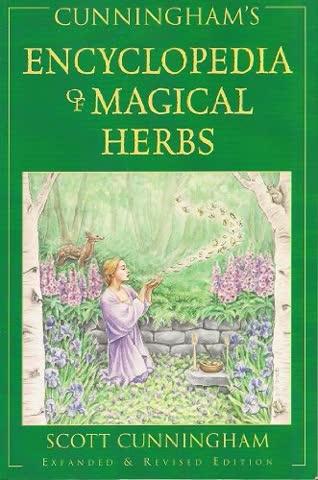 Encyclopedia of Magical Herbs (Llewellyn's Sourcebook Series)