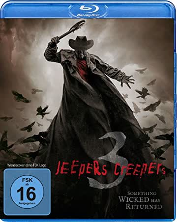 JEEPERS CREEPERS 3 - MOVIE