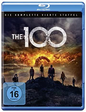 THE 100 - STAFFEL 4 - MOVIE