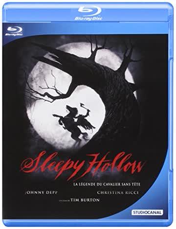 Sleepy Hollow [Blu-Ray] (FR-Import)