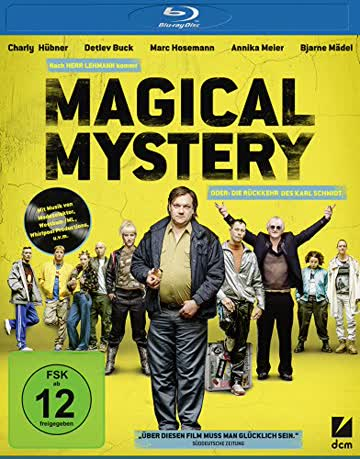 MAGICAL MYSTERY ODER: DIE - MO