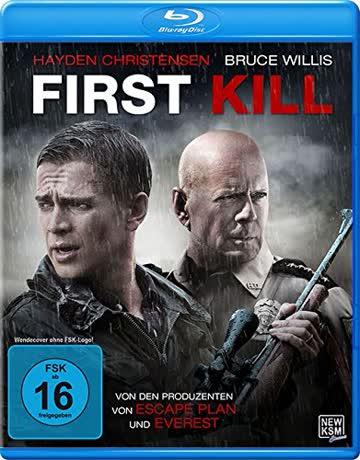 First Kill [Blu-ray]