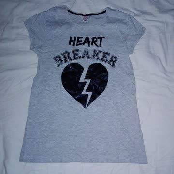 T-Shirt Heartbreaker, Grösse 170/176