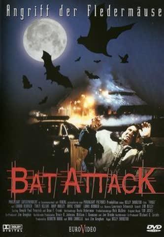 Bat Attack - Angriff der Fledermäuse [Verleihversion]