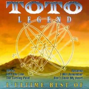 Toto - Legend [Best of Toto] [15trx]