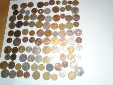 100 Ausländische Münzen Wert Unbekannt Günstig Gebraucht Kaufen Bei