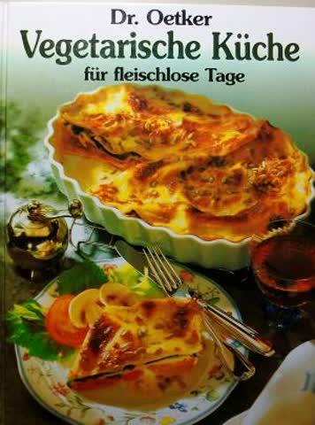 Dr. Oetker Vegetarische Küche
