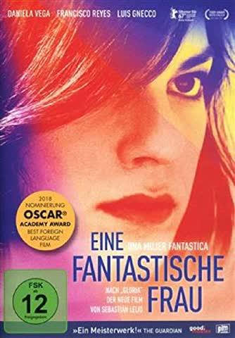 Eine fantastische Frau - Una mujer fantastica
