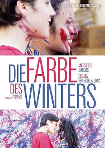 Die Farbe des Winters, 1 DVD