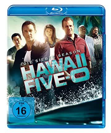Hawaii Five-0 - Season 7 [Blu-ray]