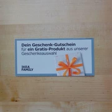 Ikea Geschenk Gutschein Gunstig Gebraucht Kaufen Bei Exsila Ch