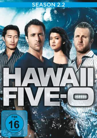 Hawaii Five-0 - Season 2.2 [3 DVDs]