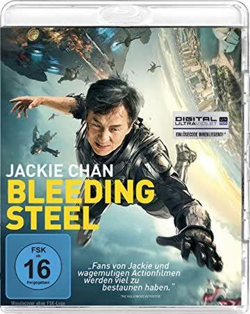 Bleeding Steel [Blu-ray]
