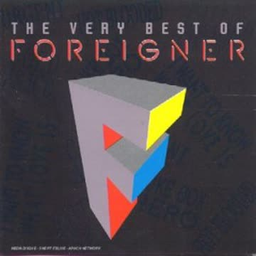 Foreigner - Very Best