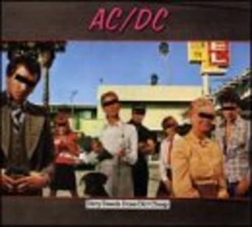AC/DC - Dirty deeds done dirt cheap [US-Import]