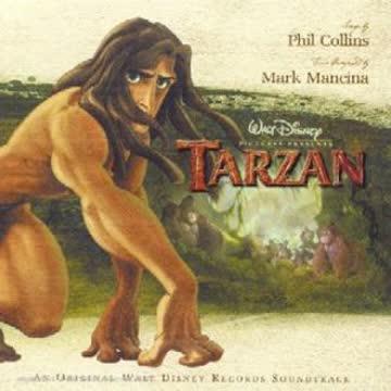 Ost - Tarzan