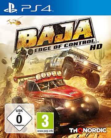 Baja: Edge Of Control HD [German Version]