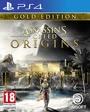 Assassin's Creed Origins - Gold Edition [AT PEGI] - [PlayStation 4]