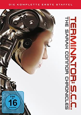 Terminator - The Sarah Connor Chronicles: Die komplette erste Staffel [3 DVDs]