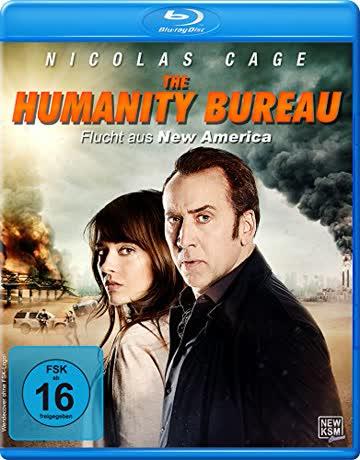 The Humanity Bureau - Flucht aus New America [Blu-ray]