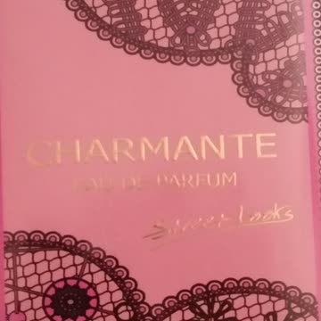 "Neues Parfum ""Charmante"""