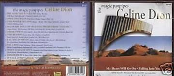 The Magic Panpipes - Celine Dion By Panpipes