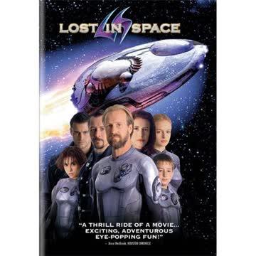Lost In Space [Region 1]