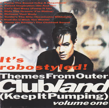 Clubland - Themes from Outer Clubland
